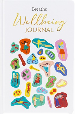 Breathe Wellbeing Journal