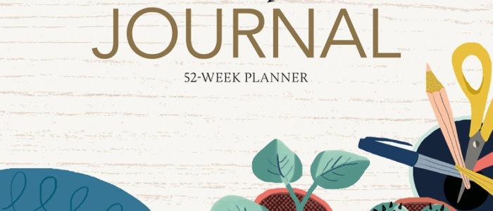 Breathe Special Journal-52 Week Planner