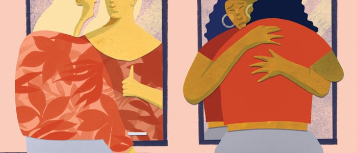 Breathe magazine self-acceptance