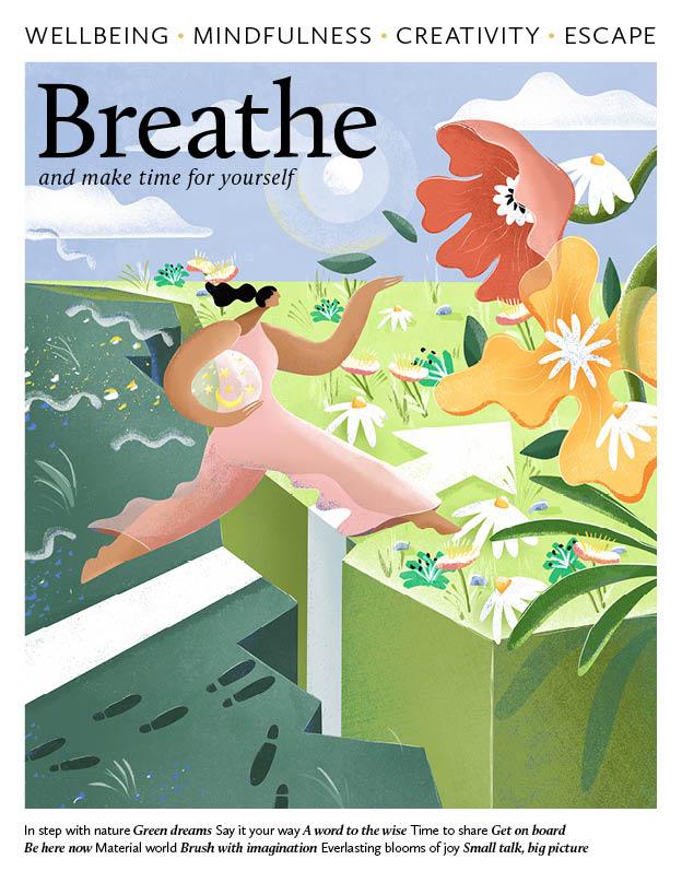 Breathe magazine 40